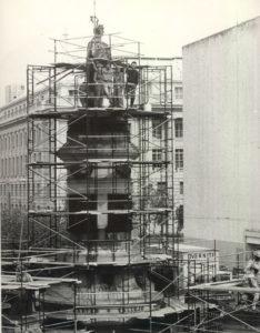 Pioneer Monument 1985copy